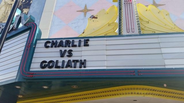 Charlie Vs Goliath By Reed Lindsay Kickstarter