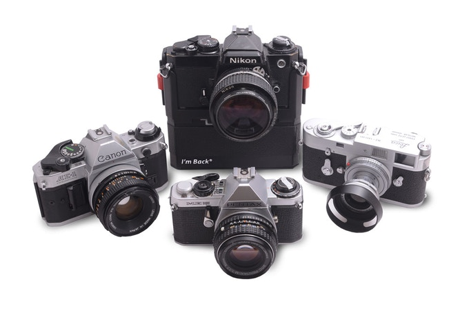 Make Digital Photos And Videos With Your Old Analog Camera By