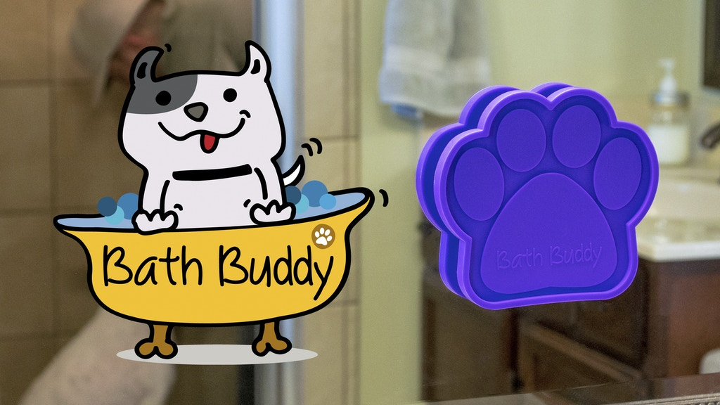 Bath Buddy: The Worlds First Bath Time Assistant For Dogs project video thumbnail