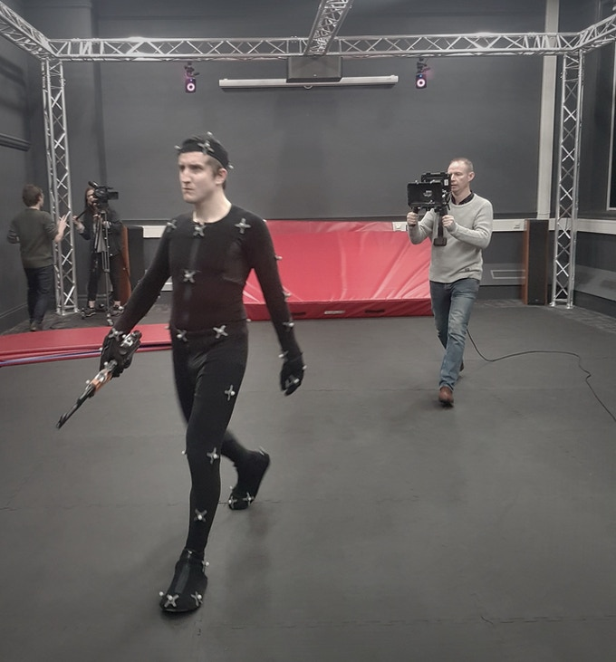 Performance Capture for VFX
