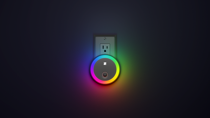 Beautiful. Fun. Useful. Zing is almost certainly the best night light ever made.