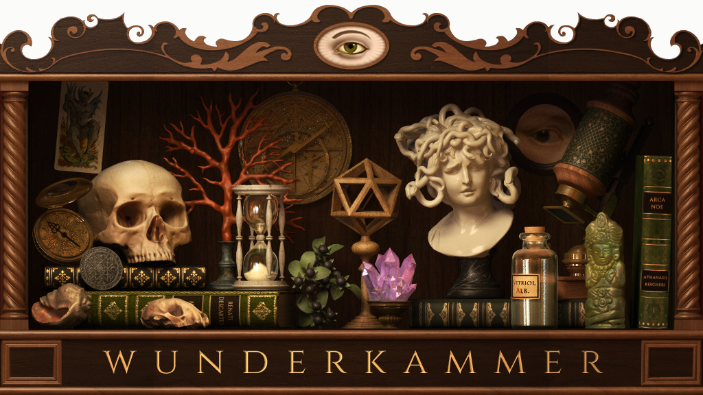 WUNDERKAMMER: The Card Game of Curating Curious Collections project video thumbnail