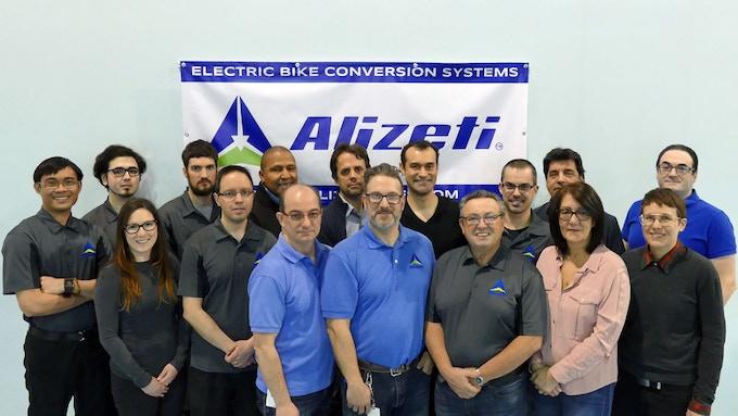 The Alizeti Team
