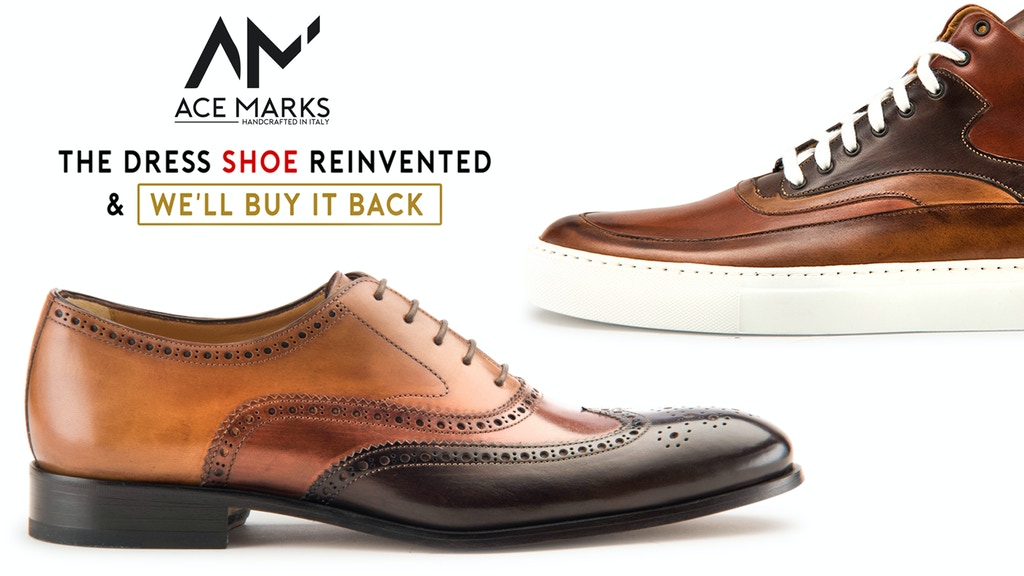 Handcrafted Dress Shoes & Sneakers Reinvented For Modern Men