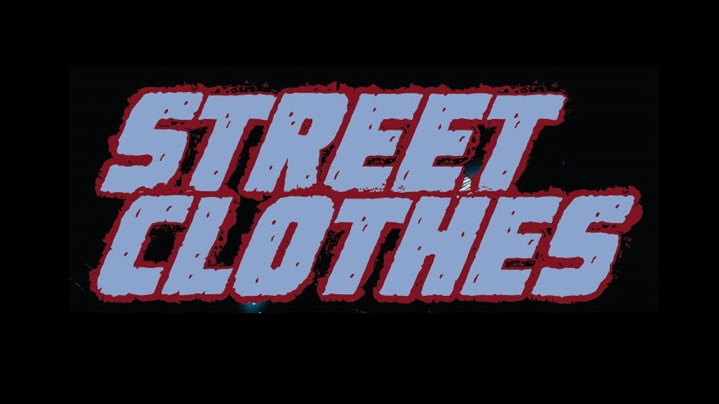 STREET CLOTHES 2018 project video thumbnail