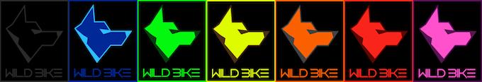 Stretch goals unlock new logo colors!