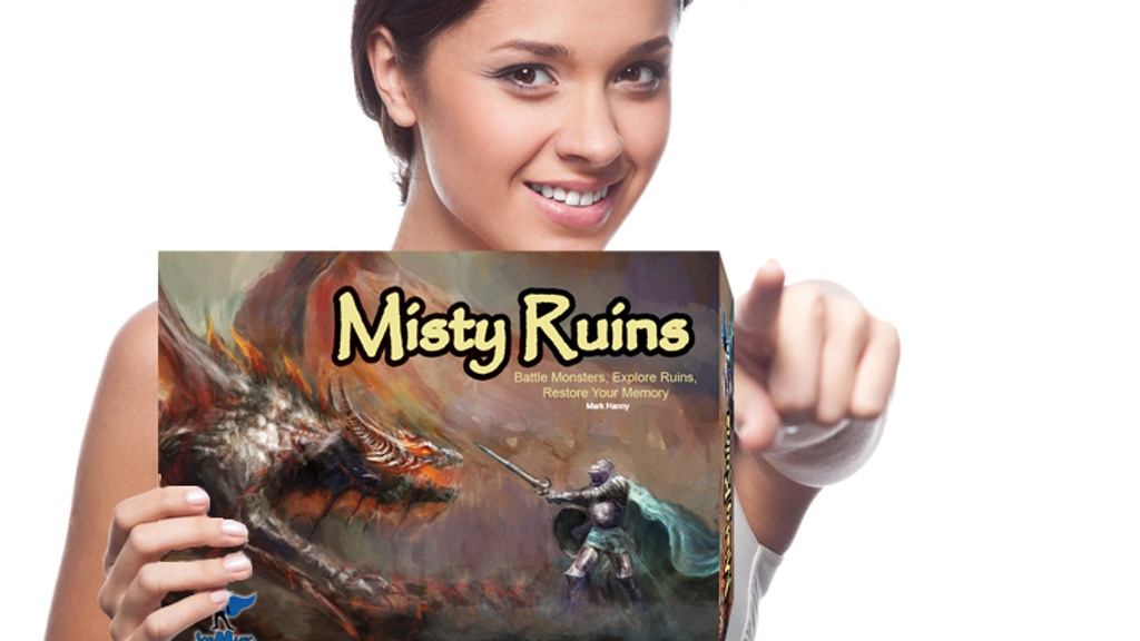 Misty Ruins - Tile Placement Game - Discover Your Identity project video thumbnail