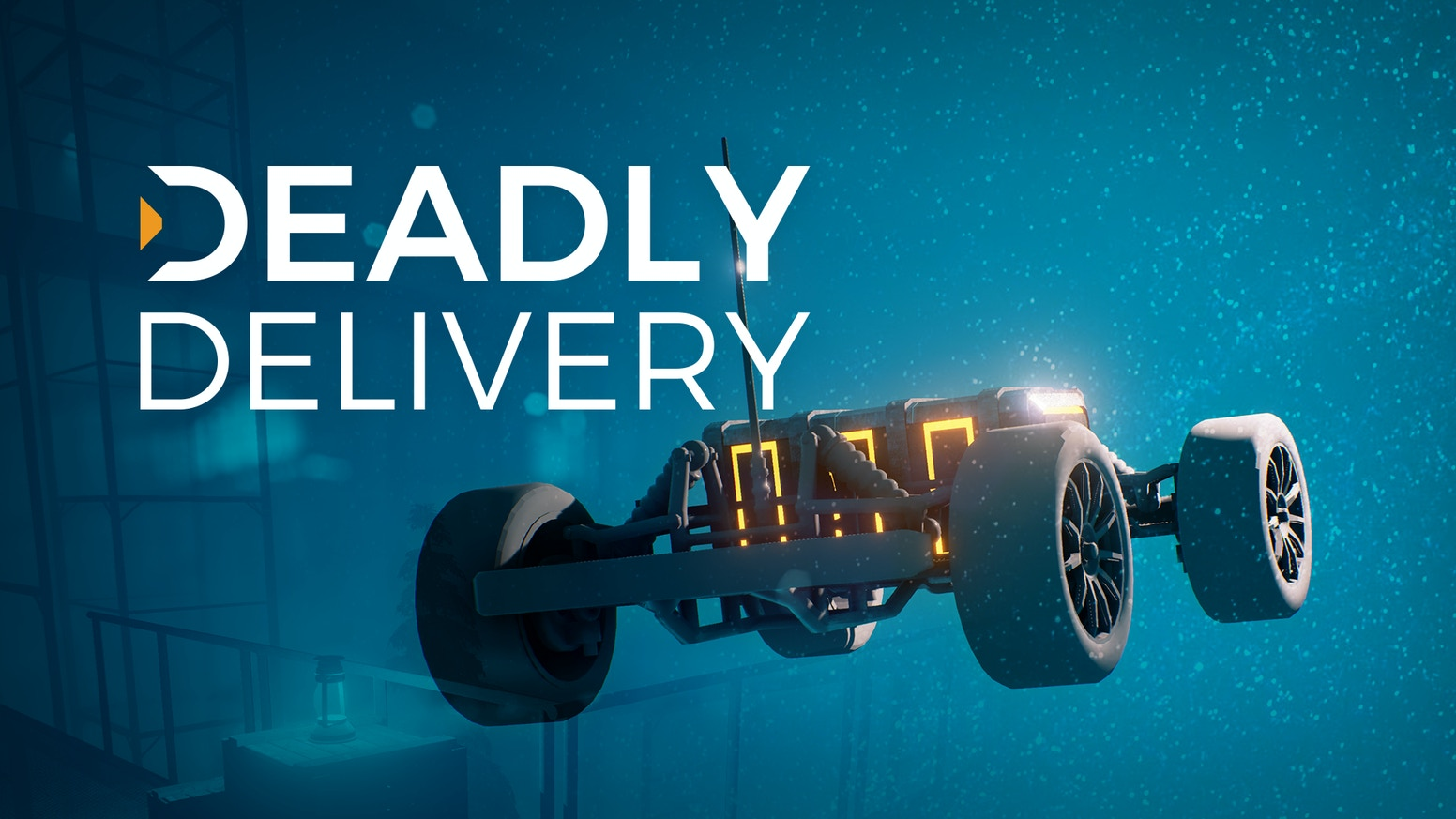 You are the operator of a RC vehicle, tasked with delivering deadly minerals.  5 challenging destinations wait you.
