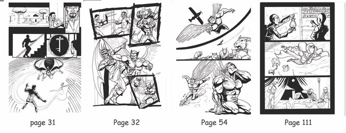 Original Pages by Ozzy Longoria