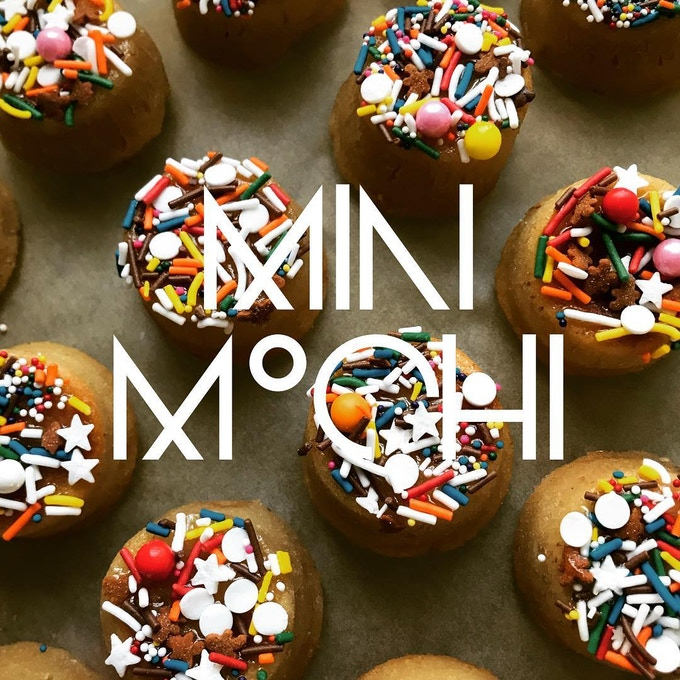 Mini Mochi Cakes