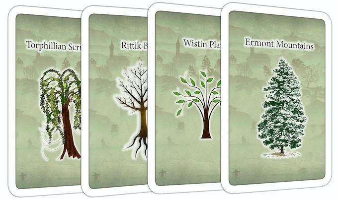 8 Homeland Cards