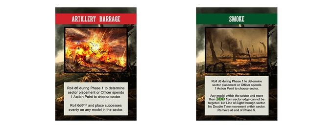 Fog of War cards