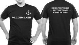 Peacemaker Shirt design