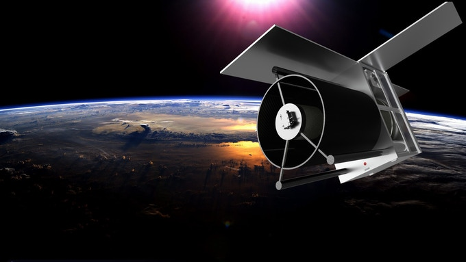 Waypoint 1 in orbit