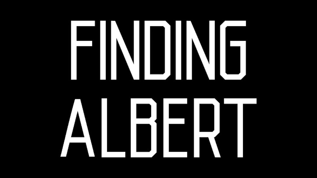 Finding Albert: illustrating a family story project video thumbnail