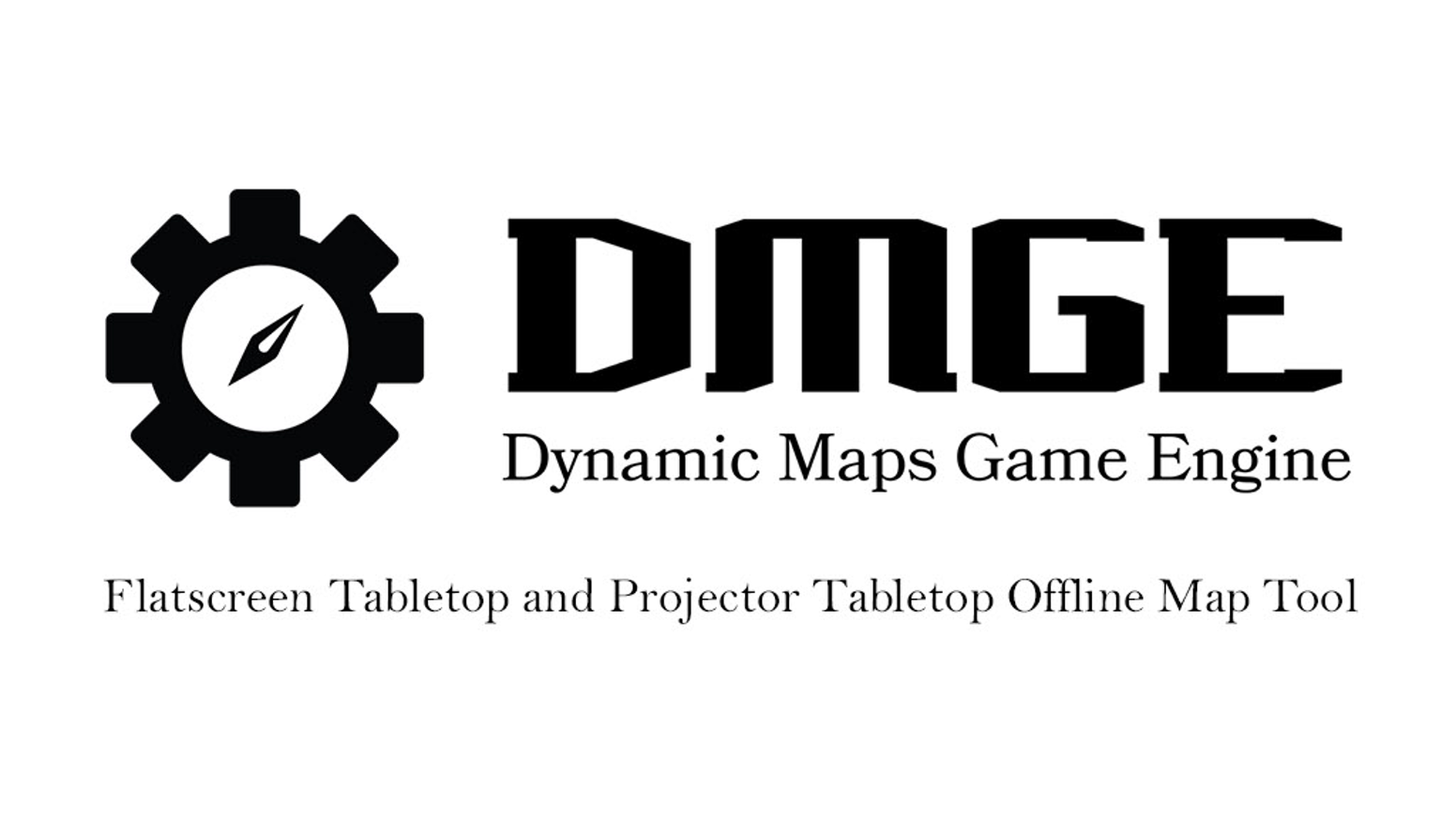 Web app for using any browser compatible resource as a map asset in a robust flatscreen or projected table top map.  Now in development.