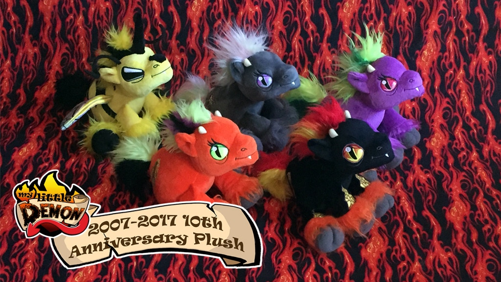 Project image for My Little Demon ~ 10th Anniversary Plush