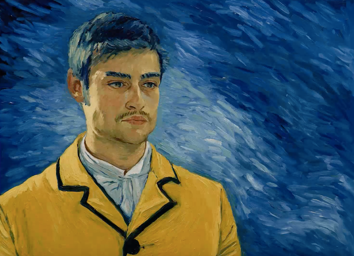 Douglas Booth as Armand Roulin
