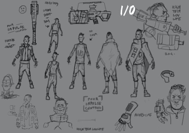 Guide: Killtopia concept art special with Craig Paton