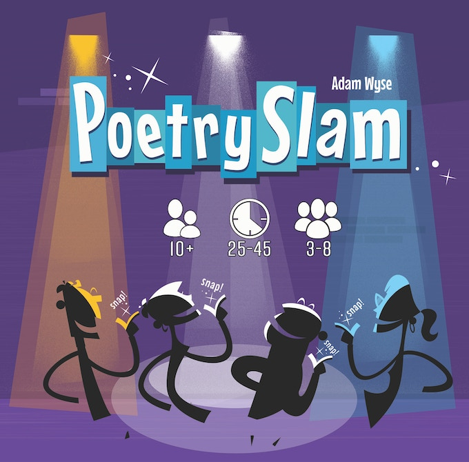 Download Slam Quotes About Truth: Poetry Slam: A Beatnik 3-8 Player Party Game By Seth Hiatt
