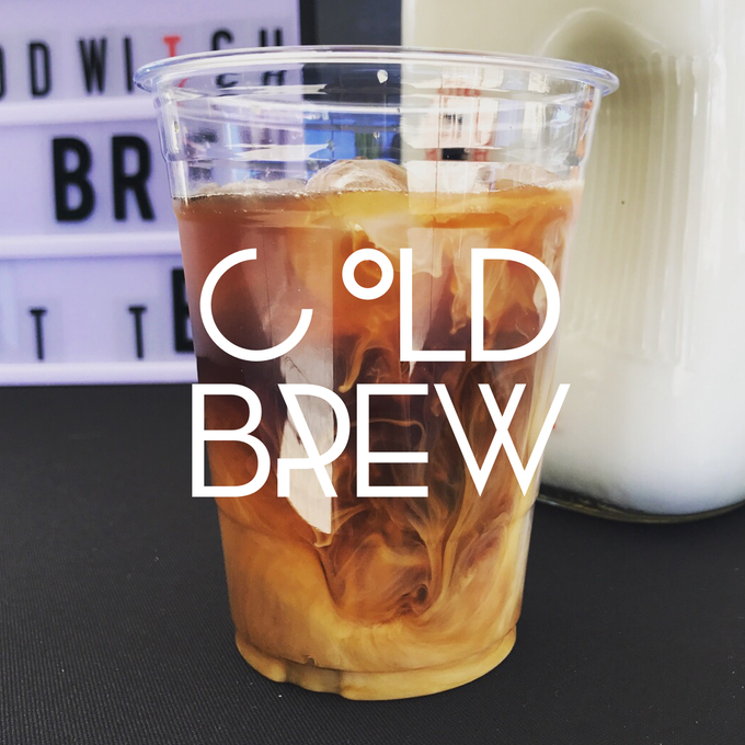 Cold brew for hot summer days