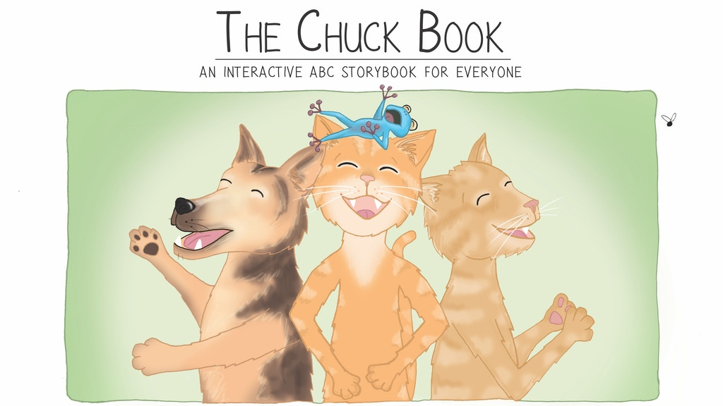 The Chuck Book project video thumbnail