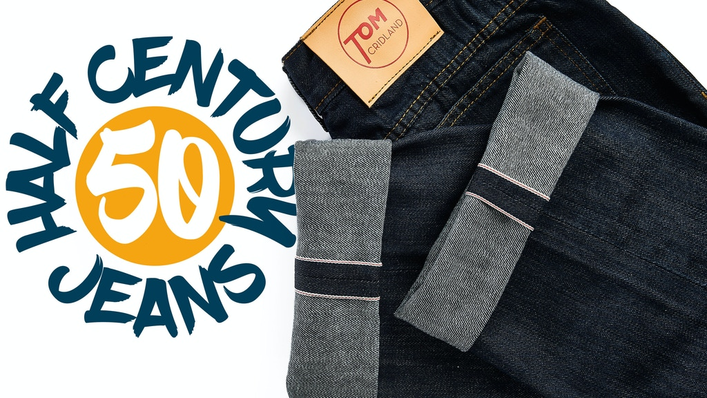 Half Century Jeans project video thumbnail