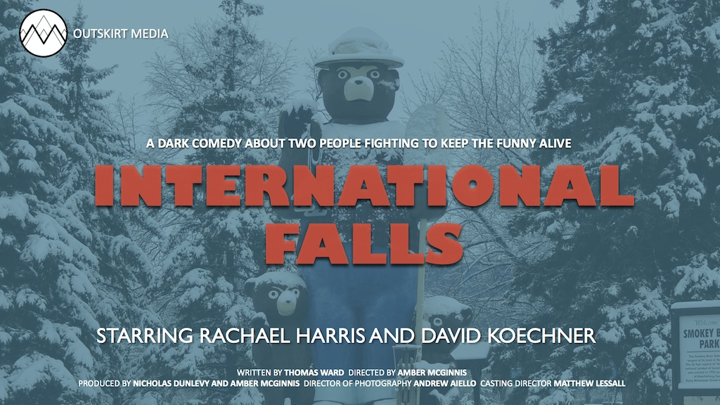 INTERNATIONAL FALLS, a new independent feature film project video thumbnail