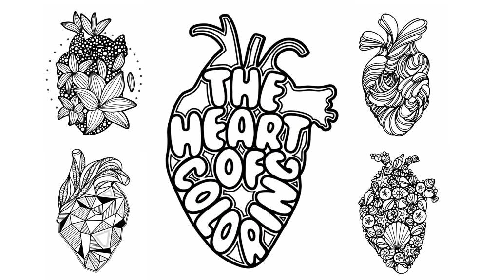 The Heart of Coloring by Xixi Wang — Kickstarter