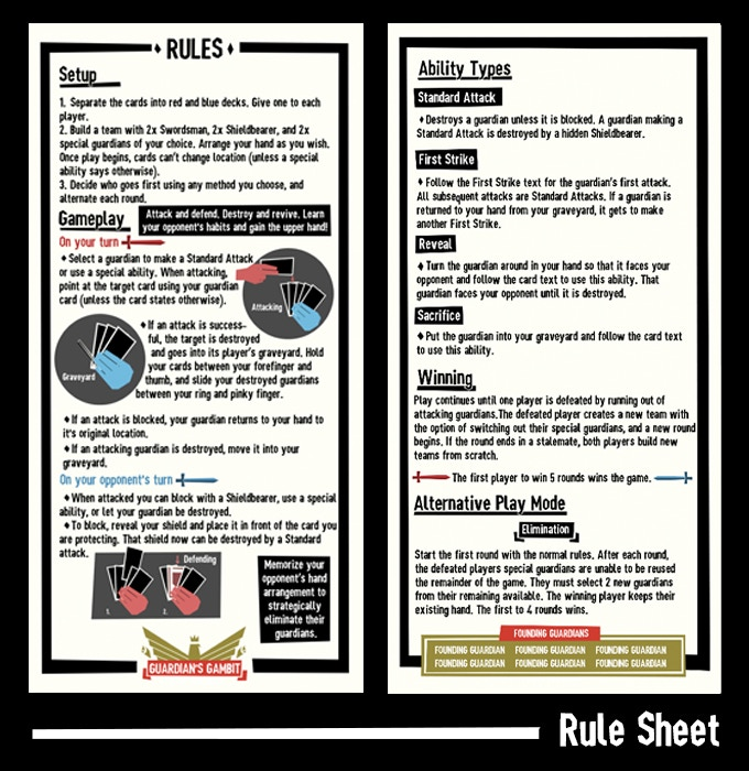 Rulebook (with illustrations!)
