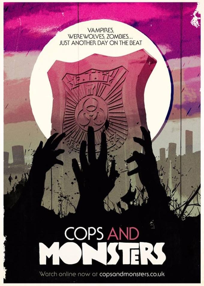 Official poster designed by Stuart Manning