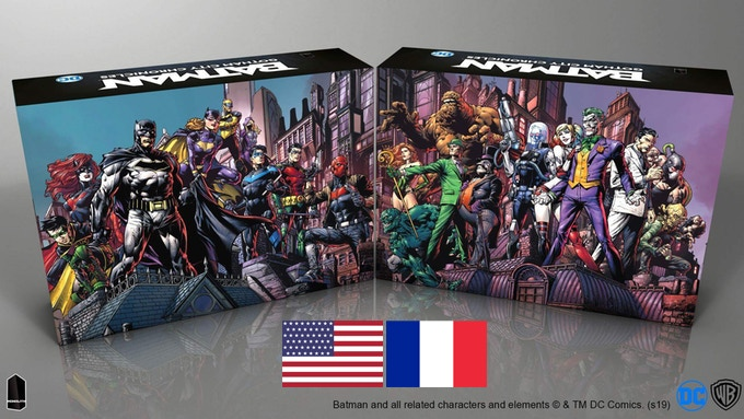 Batman™: Gotham City Chronicles - sur kickstarter 352af96071f58ed5ff38ad762c4d47df_original