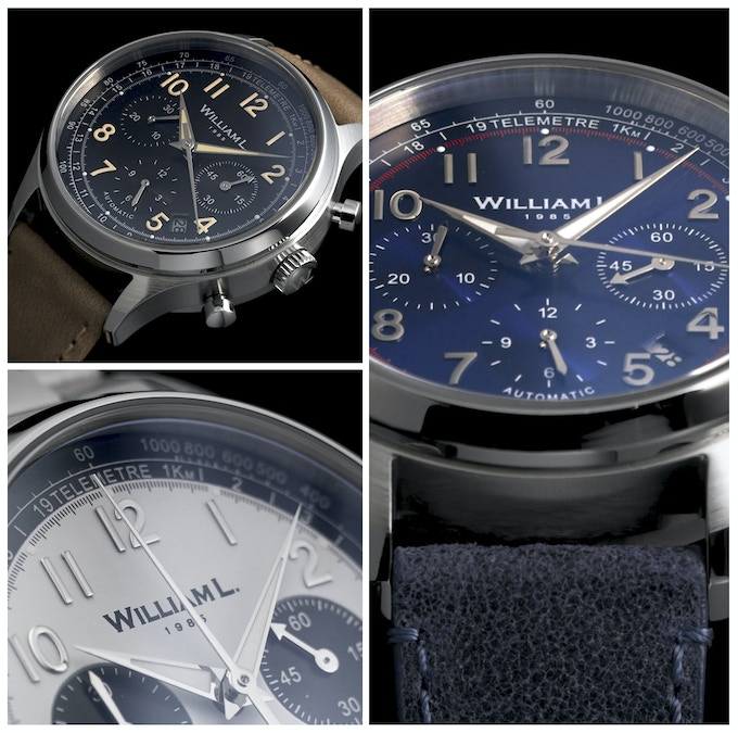 Automatic Chronograph Collection
