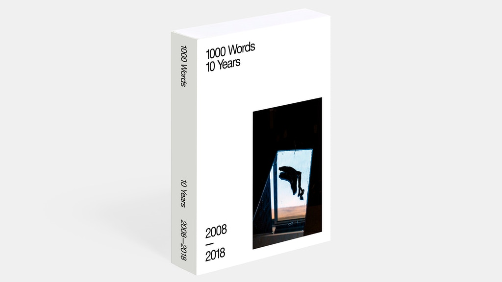 1000 Words Photography Magazine project video thumbnail