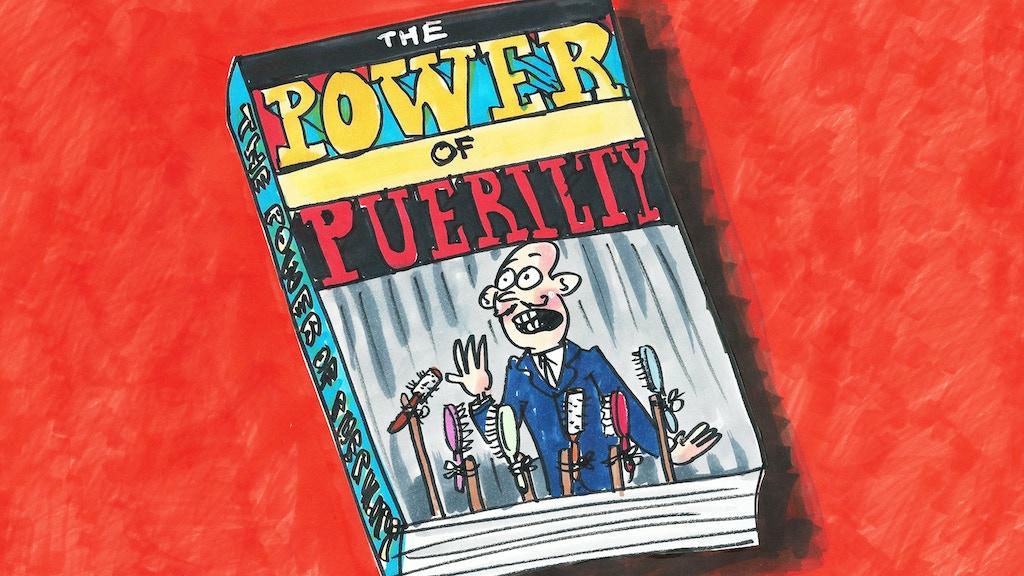UNLEASH THE POWER OF PUERILITY by Mark Denton Esq. project video thumbnail