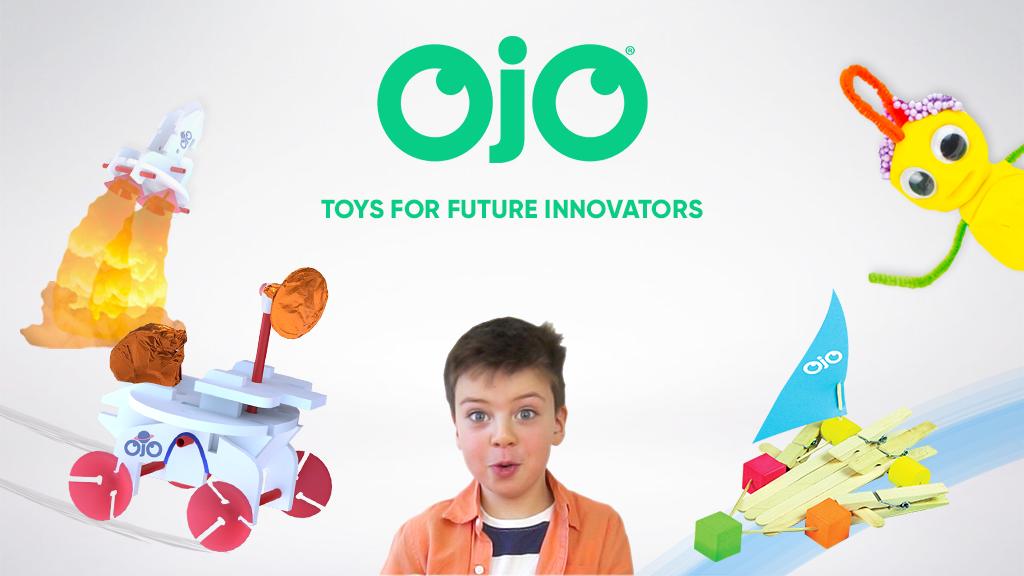 Maker Kits: Toys for future innovators.