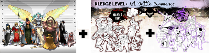 All Factions Pledge - £140