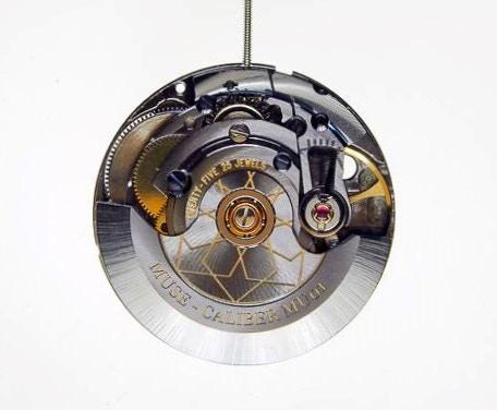 MUSE Caliber MU01 - 3Hz - 48h PWR - 25 Jewels