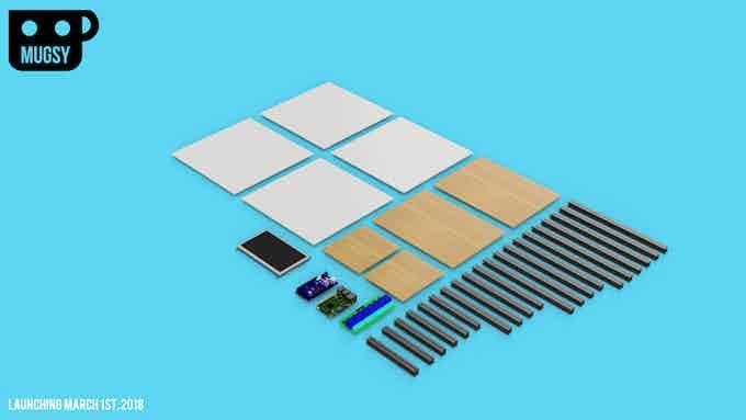 Both DIY Kits include an Arduino compatible board.