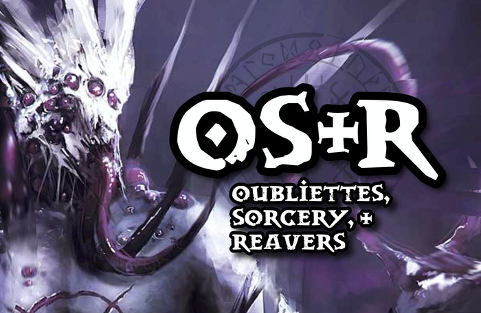 An RPG which bridges the gap between the speed and simplicity of the Original Seed and OSR games and more modern design sensibilities.