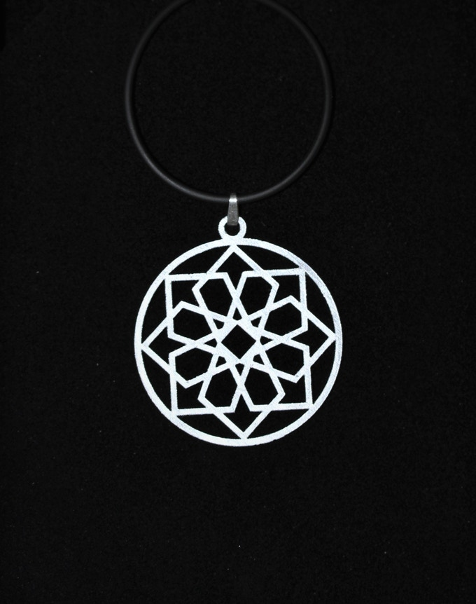 MUSE Art jewelry - Necklace 38