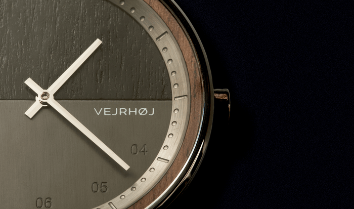 We create distinctive Nordic watches that stand out from the mainstream watch industry, but yet don't break your bank. VEJRHØJ Watches.