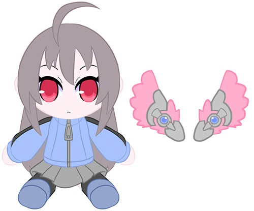 Suguri and Accelerator Wings