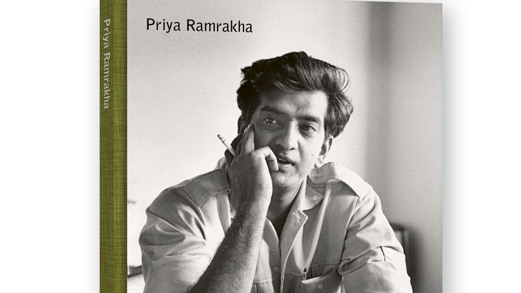 Priya Ramrakha - a photo book from a forgotten archive project video thumbnail