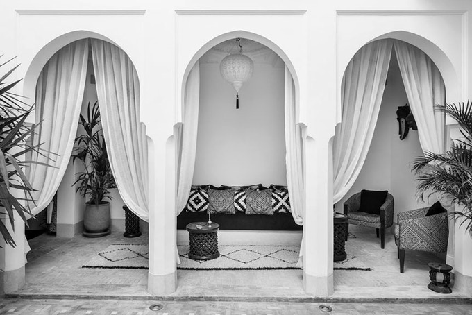 Riad Romm'an, Marrakech, Morocco