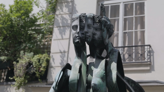 """""""La Vénus des Arts"""" - Arman - Paris"""