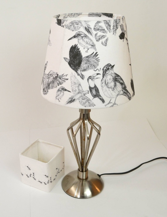 Hand Crafted Lampshades By Jess Kickstarter
