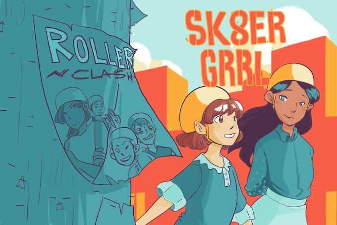 Sk8er Grrl Cover