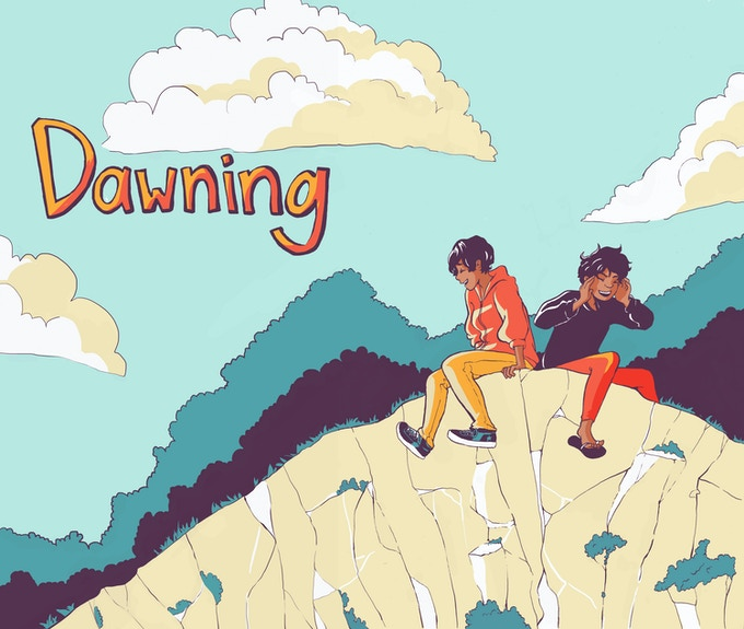 Dawning Cover