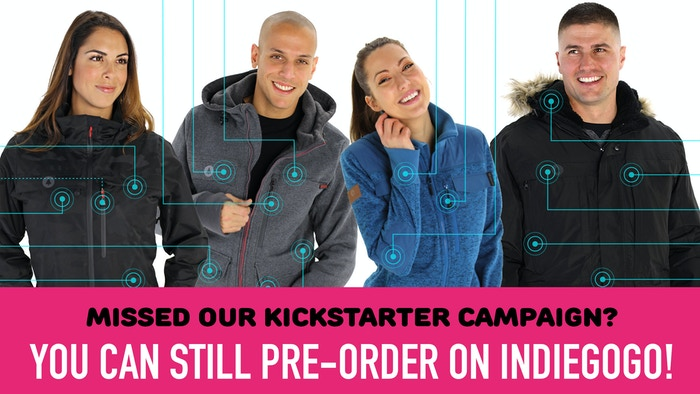 Order your Adv3nture Jackets today!